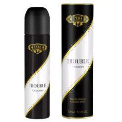 Parfum Cuba Trouble 100ml EDP / Replica Carolina Herrera - Good Girl