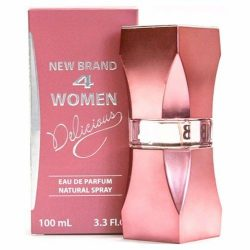 Parfum_New_Brand_4_Women_Delicious_100ml_EDP