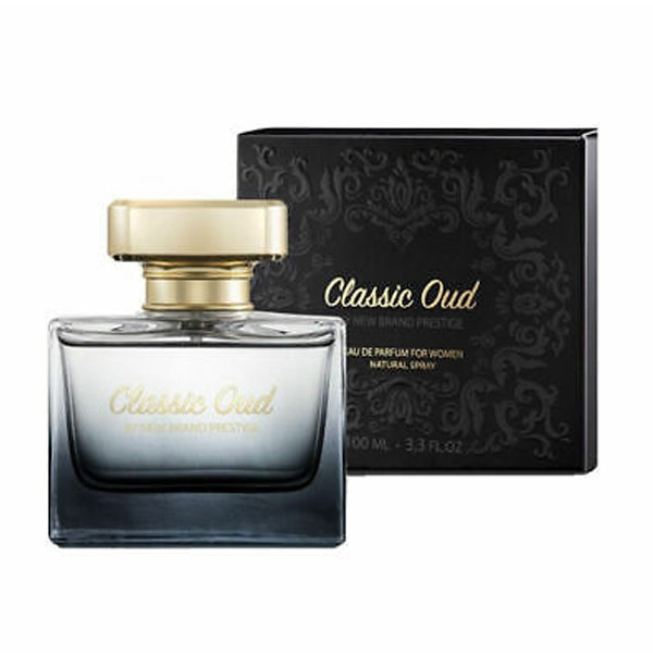 Parfum New Brand Classic Oud 100ml Edp Replica Gucci Oud