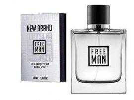 Parfum New Brand  Free Man 100ml EDT / Replica Guerlain - L'Homme Ideal