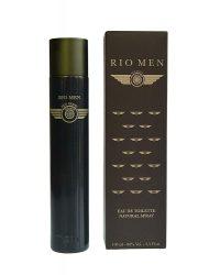 Parfum New Brand  Rio Men 100ml EDT / Replica Giorgio Armani - Emporio He