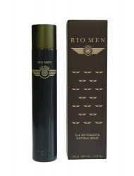 Parfum New Brand  Rio Men 100ml EDT / Replica Giorgio Armani - Emporio He