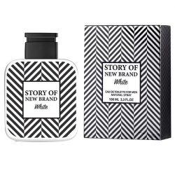 Parfum  Story of New Brand White 100ml EDT / Replica  Mont Blanc - Legend Spirit