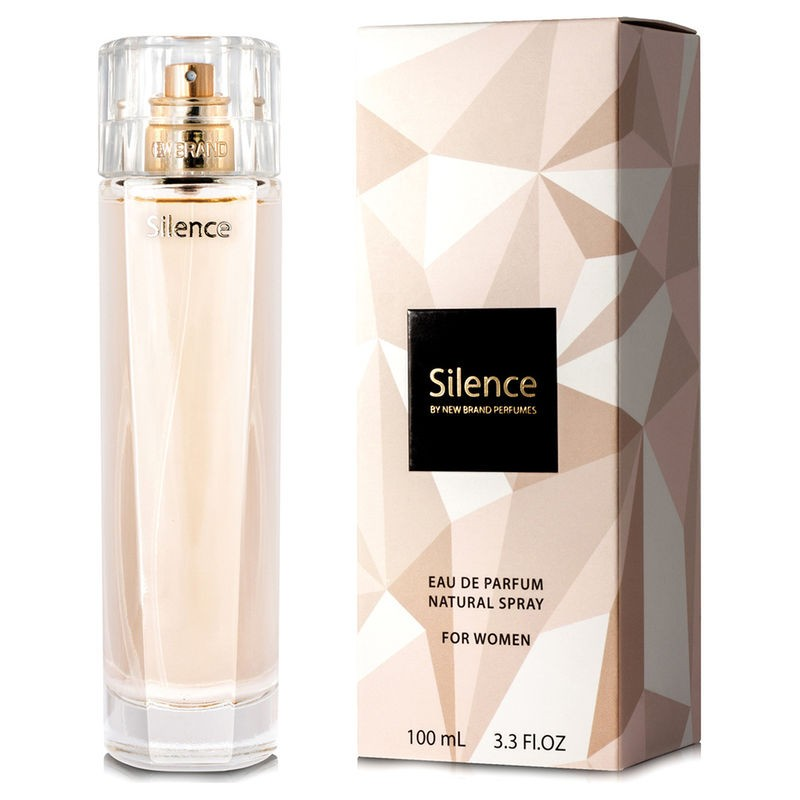 Parfum New Brand Silence 100ml EDP / Replica Armani- Si
